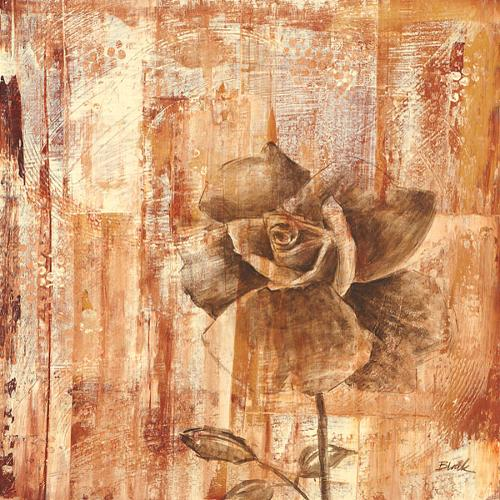 Rust Rose II