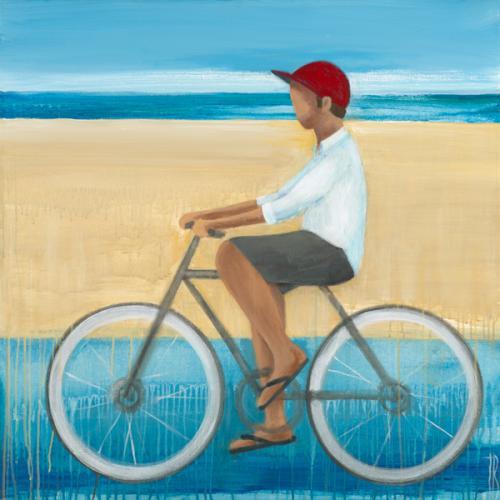 Bike Ride on the Boardwalk (Male)