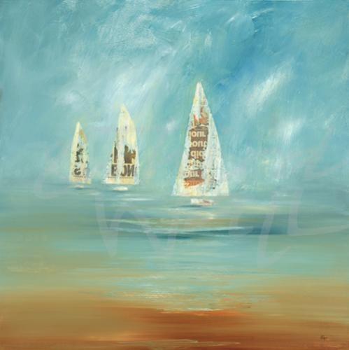 "ORID-490, ""Sailor's Day II"", by Lisa Ridgers"