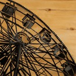 """Vintage Ferris Wheel"" by Liz Jardine"