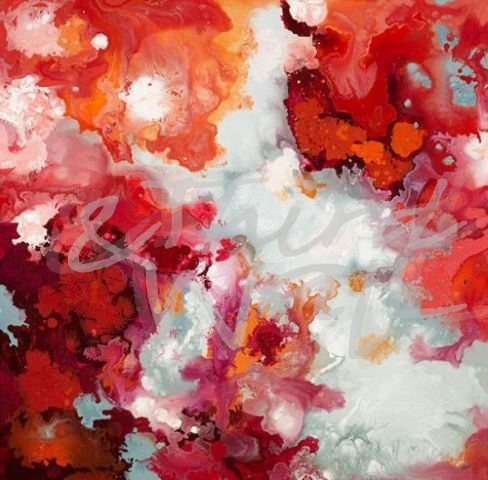 contemporary abstract, randy hibberd, seattle art
