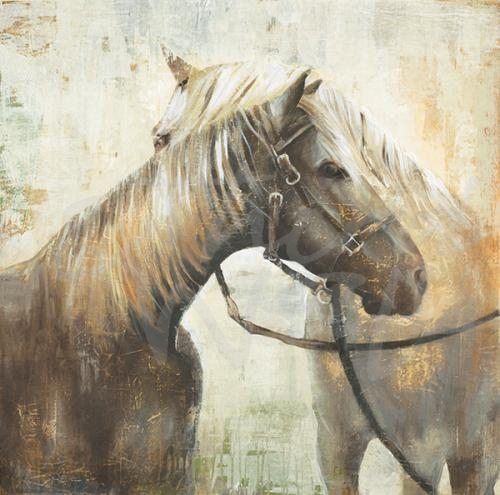 animals, horses, lodge, equine art, neutrals, seattle art, liz jardine