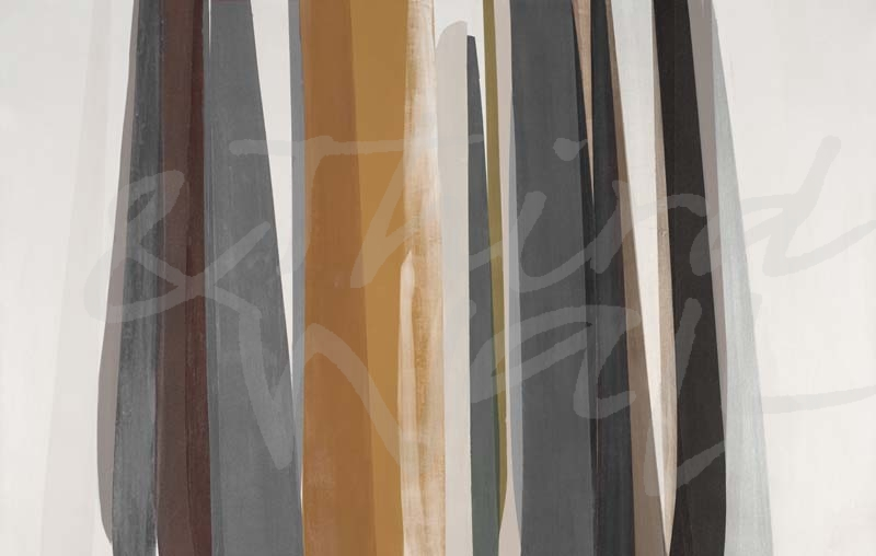 abstract, contemporary, neutrals, gold, silver, gray, seattle art, sarah stockstill