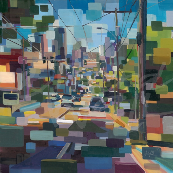 UBOR-102, seattle, seattle art, Brooke Borcherding, transitional landscape