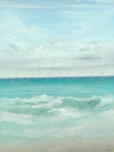 """Aqua Marine"" by KC Haxton"