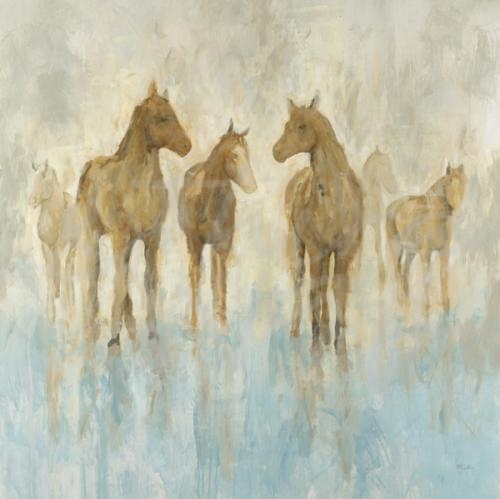 """Horses"" by Randy Hibberd"