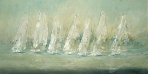 """Afternoon Sail"" by Lisa Ridgers"