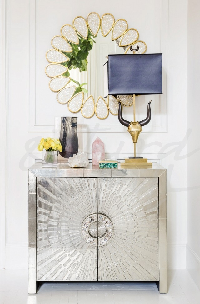 Photo: Zach Desart for Lonny, designed by Jonathan Adler