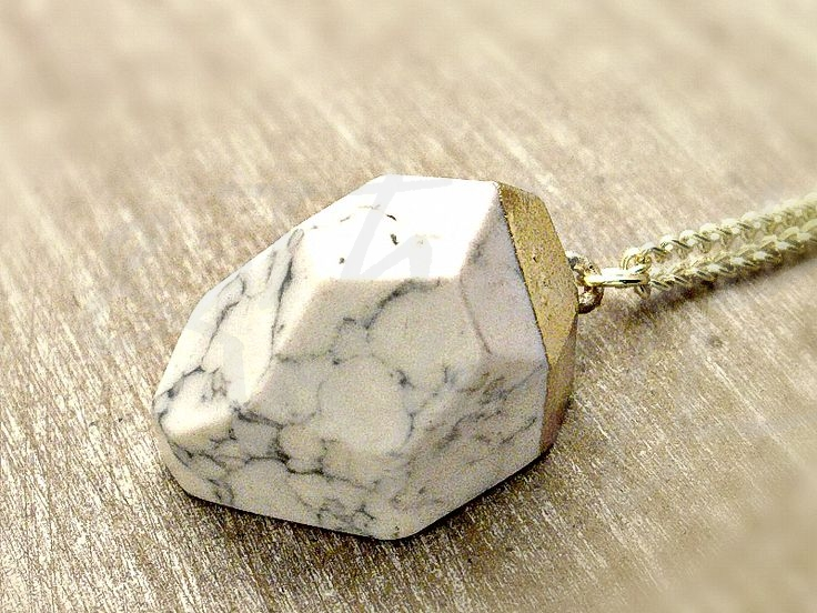 Polygon pendant